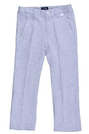 Pantalone in cotone rigato IL GUFO | 5032272 | P19PL206M1072071