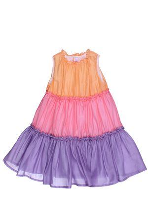 Sleeveless cotton dress IL GUFO | 5032276 | P19VA242C00032560
