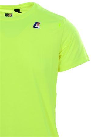 K-Way Le Vrai Edouard T-Shirt Unisex-Bambini