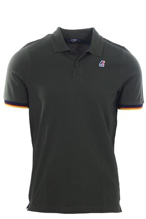Polo vincent contrast in cotone K-WAY | 2 | K008J50U576