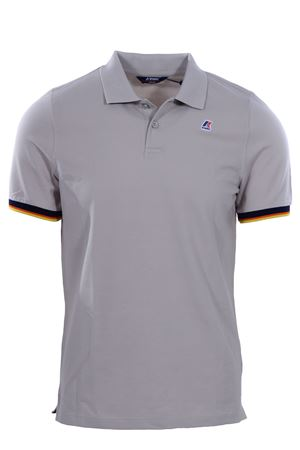 Polo vincent contrast in cotone K-WAY | 2 | K008J50U634