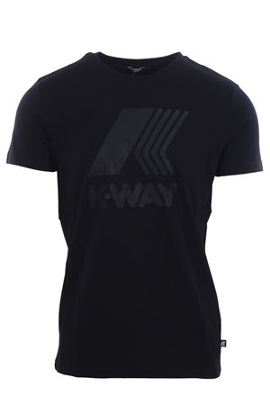 T-shirt elliot macro logo K-WAY | 8 | K009PR0UK02