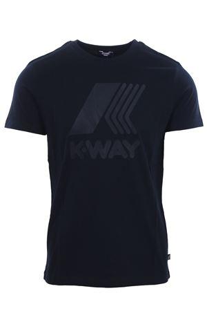 T-shirt elliot macro logo K-WAY | 8 | K009PR0UK89