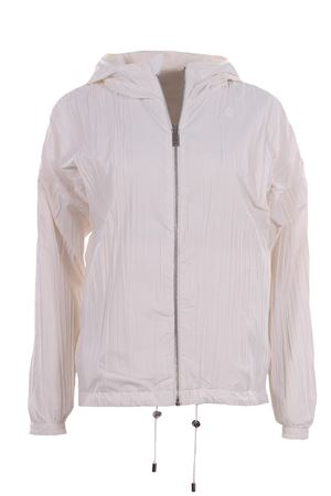 Marie double plisse jacket