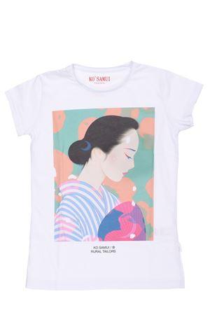 T-shirt with print KO SAMUI | 8 | KB22J FANBIANCO