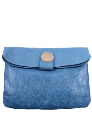 Leather medium bag L