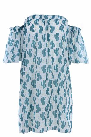 Beach robe cactus