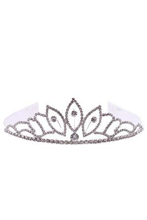 Headband crown with rhinestone LOREDANA | 5032280 | P950861922