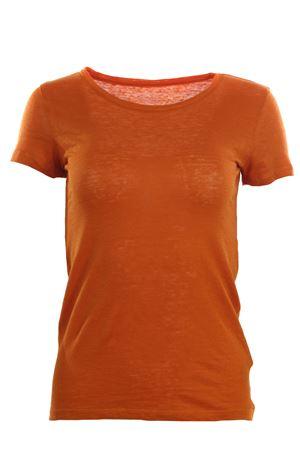 Linen t-shirt MAJESTIC | 8 | J011FTS162515