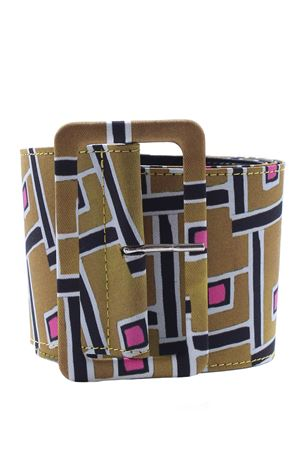 Covered belt