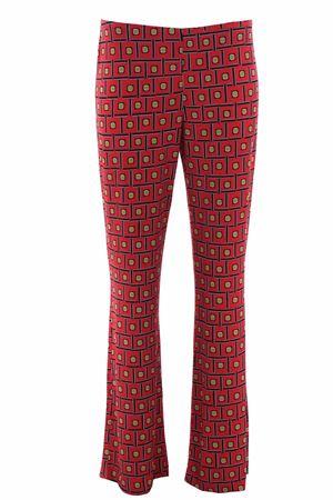 Pantaloni gamba larga in viscosa MALIPARMI | 5032272 | JH400970323A3065