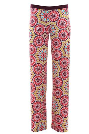Multicolored pants