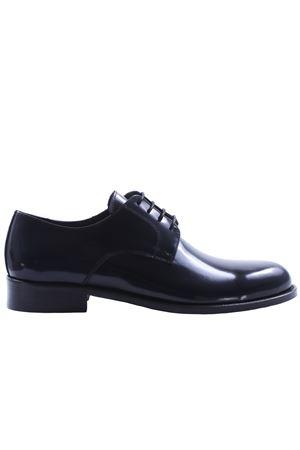Leather derby shoes MARANTA | 5032271 | 0201LIONBLU