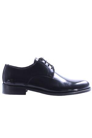 Leather derby shoes MARANTA | 5032271 | 0201LIONNERO