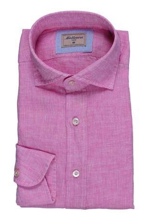 Delavè linen shirt MATTEUCCI 1939 | 5032279 | 500EBLW0045032