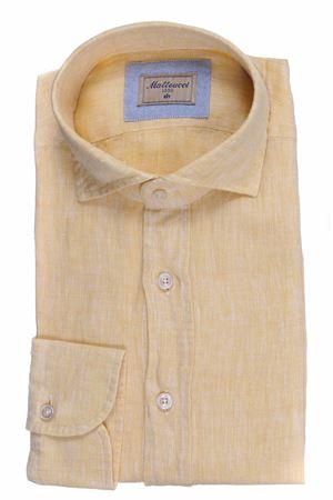 Delavè linen shirt MATTEUCCI 1939 | 5032279 | 500EBLW0045022