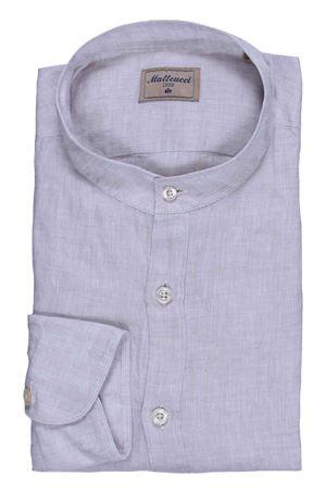 Camicia in lino delavè MATTEUCCI 1939 | 5032279 | CANNESELCN0045010
