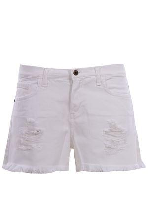Distressed cotton shorts MERCI | 30 | BRIGITTEW19PE19430UNICO