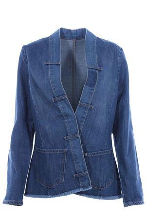 Denim jacket MERCI | 5032284 | GILDA19PE19950UNICO