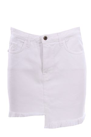 Denim mini skirt MERCI | 5032307 | GISELEW19PE19530UNICO