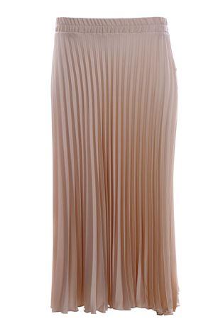 Calf lenght skirt MERCI | 5032307 | GN11919950BURRO