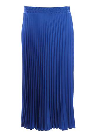Calf lenght skirt MERCI | 5032307 | GN11919950COBALTO