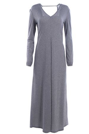Long dress MERCI | 5032276 | MA182P19950SILVER
