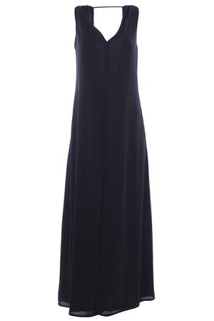Sleeveless long dress MERCI | 5032276 | MA23019460NERO