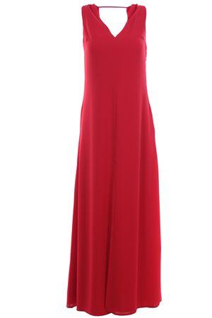 Sleeveless long dress MERCI | 5032276 | MA23019460ROSSOLOVE