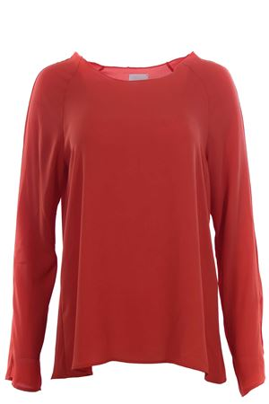 Crew neck tunic
