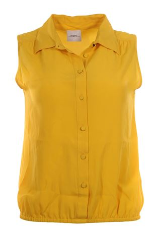 Sleeveless shirt with elastic MERCI | 5032279 | MC16519740SOLE