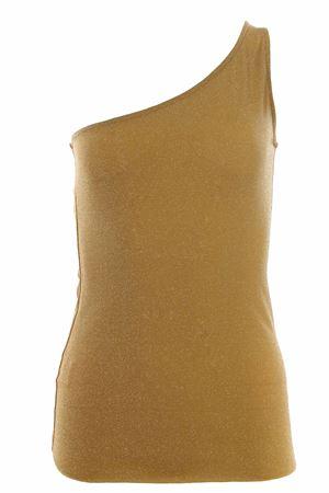 One shoulder top MERCI | 8 | MM15619120GOLD