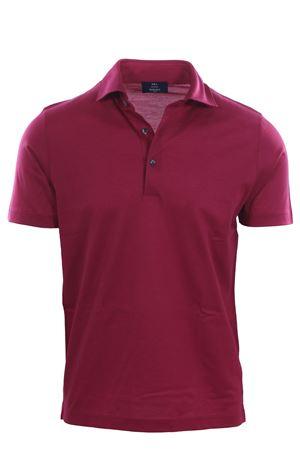 Polo collo camicia in piquet filo di scozia N&L | 2 | 6010374200247