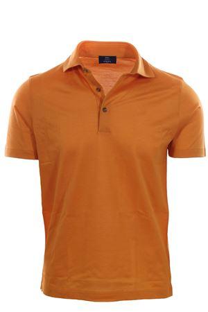 Polo collo camicia in piquet filo di scozia N&L | 2 | 6010374200372