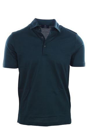 Polo collo camicia in piquet filo di scozia N&L | 2 | 6010374200489