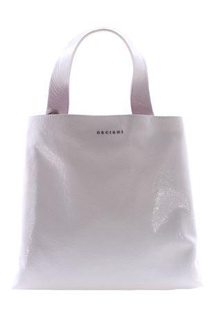 Medium bag with shoulder strap ORCIANI | 5032281 | B02031CRASHROSA