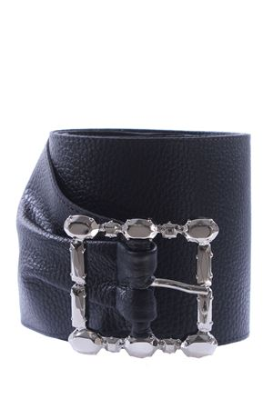 High leather belt ORCIANI | 5032288 | D09860MICRONNERO