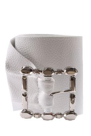 Cintura alta in pelle ORCIANI | 5032288 | D09860MICRONWHITE