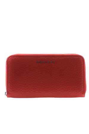 Large leather wallet ORCIANI | 5032283 | SD0047SOFTARANCIO