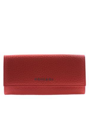 Large leather wallet ORCIANI | 5032283 | SD0129SOFTARANCIO