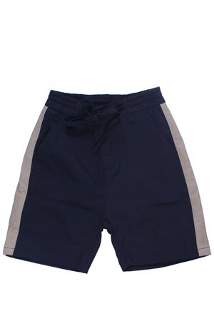 Shorts with side bands