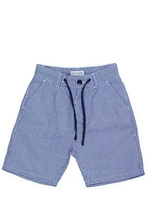 Vichy shorts PAOLO PECORA | 30 | PP1819BLU
