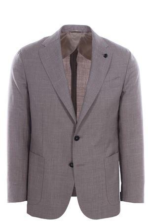 Capri jacket in lana,seta e lino 120