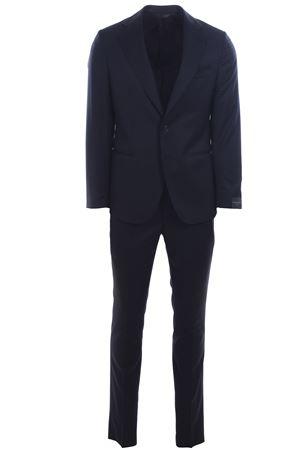 Positano suit in lana four season super 120