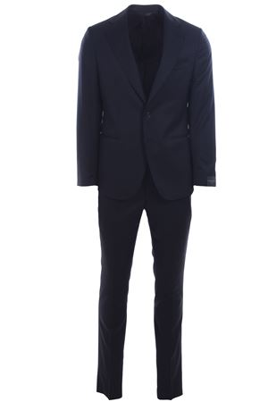Positano suit in wool super 120