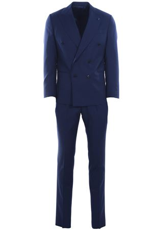 Positano suit in lana super 120