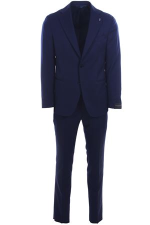 Positano suit in lana four season super 120