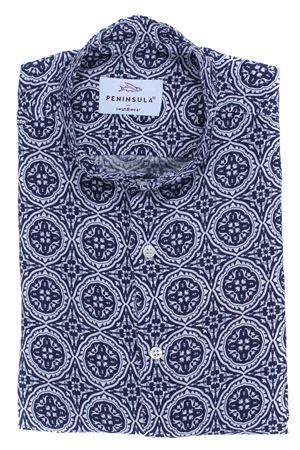 Linen korean shirt PENINSULA | 5032279 | CAM-MONTECRISTOL1