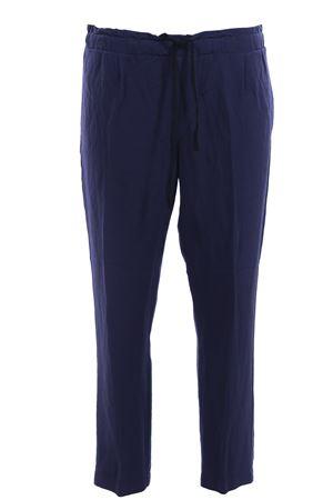Pantaloni con coulisse a contrasto di colore POMANDERE | 5032272 | 19171232061087