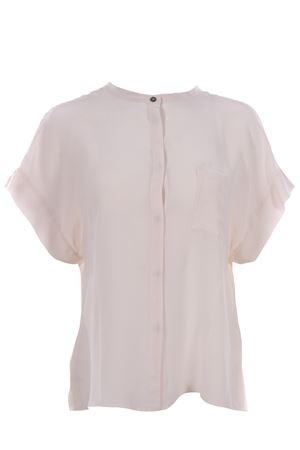 Korean silk shirt